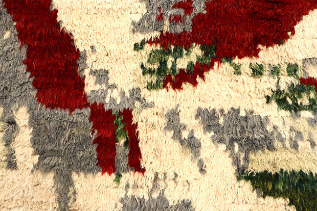 Multi Colored Abstract 5' 3 x 6' 6 - No. 66300 - ALRUG Rug Store