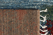 Multi Colored Abstract 6' 8 x 9' 7 - No. 66312 - ALRUG Rug Store