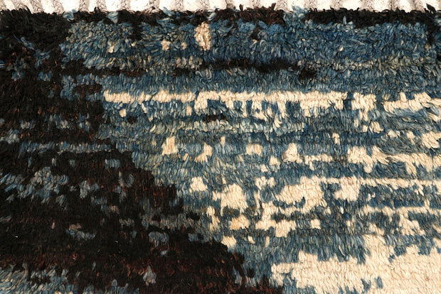 Multi Colored Abstract 6' 10 x 9' 9 - No. 66314 - ALRUG Rug Store