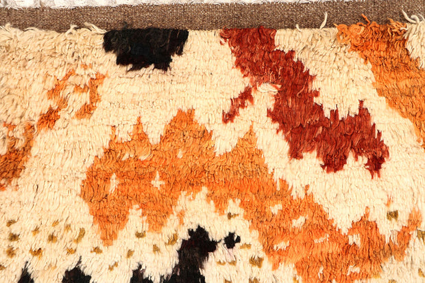 Multi Colored Abstract 6' 11 x 9' 7 - No. 66326 - ALRUG Rug Store