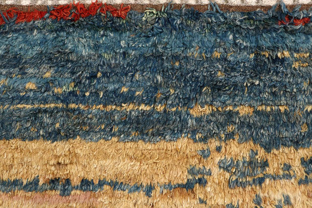 Multi Colored Abstract 6' 7 x 9' 9 - No. 66334 - ALRUG Rug Store