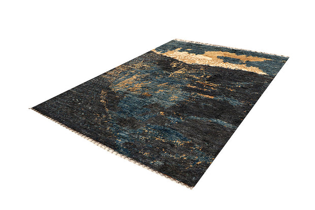 Multi Colored Abstract 6' 8 x 9' 3 - No. 66346 - ALRUG Rug Store