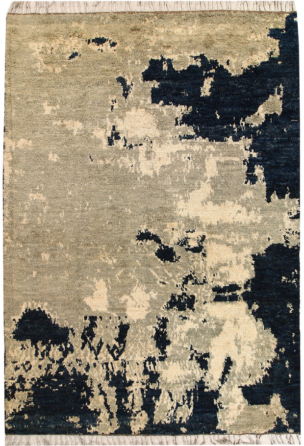 Multi Colored Abstract 6' 8 x 9' 8 - No. 66350 - ALRUG Rug Store