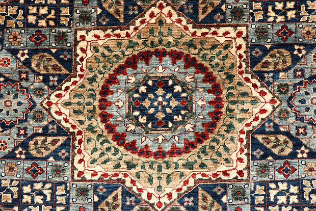 Multi Colored Mamluk 8' 5 x 10' - No. 66391 - ALRUG Rug Store