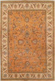 Sandy Brown Ziegler 8' 9 x 13' - No. 66405 - ALRUG Rug Store