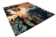 Multi Colored Abstract 7' 10 x 9' 9 - No. 66424 - ALRUG Rug Store
