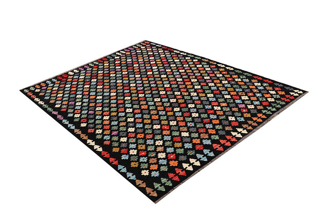 Multi Colored Kilim 5' x 6' 8 - No. 66615 - ALRUG Rug Store