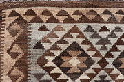 Multi Colored Kilim 4' 9 x 6' 7 - No. 66645 - ALRUG Rug Store