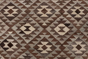 Multi Colored Kilim 4' 10 x 6' 5 - No. 66749 - ALRUG Rug Store