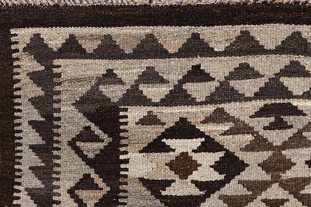 Multi Colored Kilim 4' 9 x 6' 8 - No. 66753 - ALRUG Rug Store