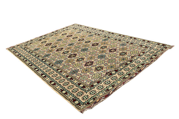 Bisque Khal Mohammadi 6' 8 x 9' 5 - No. 67128 - ALRUG Rug Store