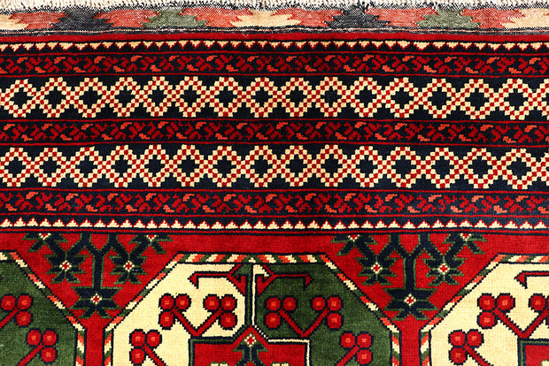 Multi Colored Khal Mohammadi 6' 7 x 9' 9 - No. 67135 - ALRUG Rug Store