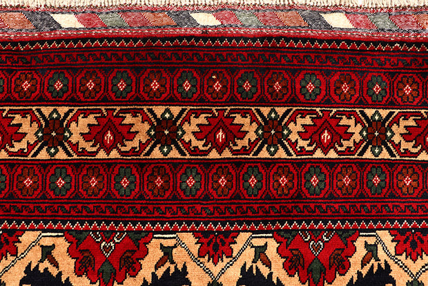 Multi Colored Khal Mohammadi 6' 6 x 9' 4 - No. 67136 - ALRUG Rug Store