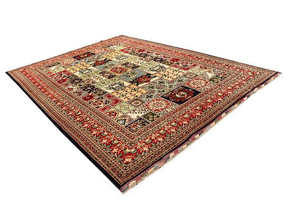 Multi Colored Khal Mohammadi 8' 4 x 11' 5 - No. 67161 - ALRUG Rug Store