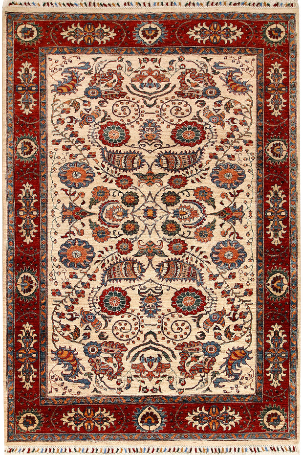 Multi Colored Kazak 5' 7 x 7' 11 - No. 67315