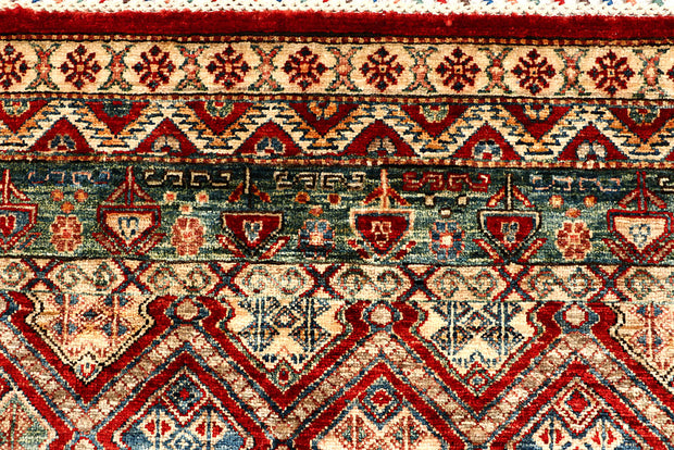 Multi Colored Kazak 5' 7 x 8' 2 - No. 67316