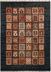 Multi Colored Kazak 5' 9 x 7' 11 - No. 67327 - ALRUG Rug Store