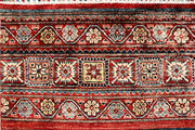 Multi Colored Kazak 5' 4 x 7' 8 - No. 67328 - ALRUG Rug Store