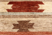 Multi Colored Gabbeh 8' 2 x 10' 2 - No. 67337 - ALRUG Rug Store