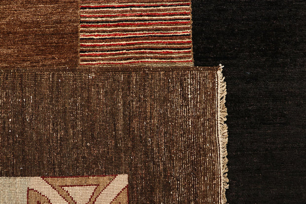 Multi Colored Gabbeh 8' 3 x 9' 6 - No. 67338 - ALRUG Rug Store
