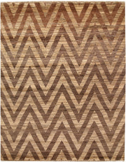 Multi Colored Gabbeh 6' 7 x 8' 2 - No. 67341 - ALRUG Rug Store