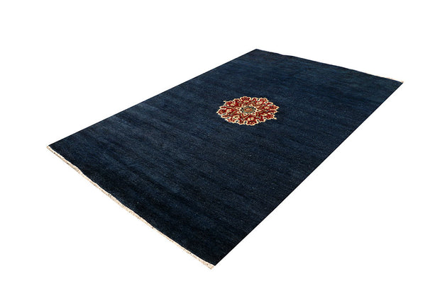 Multi Colored Gabbeh 5' 6 x 8' 4 - No. 67344 - ALRUG Rug Store