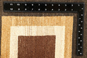 Multi Colored Gabbeh 6' 5 x 7' 9 - No. 67346 - ALRUG Rug Store