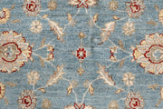 Light Blue Ziegler 5' x 6' 7 - No. 67385 - ALRUG Rug Store