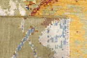 Multi Colored Abstract 4' 1 x 6' 6 - No. 67397 - ALRUG Rug Store
