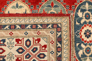 Multi Colored Kazak 9' 1 x 12' 2 - No. 67457 - Alrug Rug Store