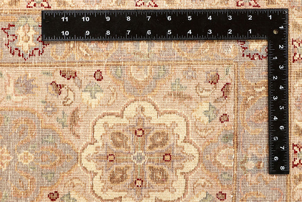 Blanched Almond Ardibil 8' 11 x 12' 1 - No. 67524 - Alrug Rug Store