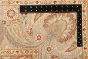 Ivory Sultanabad 9' 2 x 12' 3 - No. 67534 - ALRUG Rug Store