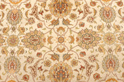 Blanched Almond Sultanabad 7' 11 x 10' 2 - No. 67535 - Alrug Rug Store