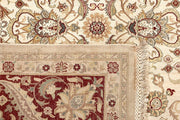 Antique White Mahal 8' 1 x 10' 4 - No. 67560 - ALRUG Rug Store