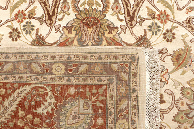 Antique White Mahal 7' 11 x 10' 1 - No. 67567 - ALRUG Rug Store