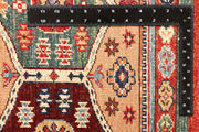 Multi Colored Kazak 5' 1 x 6' 10 - No. 67580