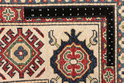 Blanched Almond Kazak 6' 6 x 9' 5 - No. 67680 - ALRUG Rug Store