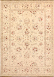 Blanched Almond Ziegler 5' 5 x 7' 10 - No. 67702 - ALRUG Rug Store