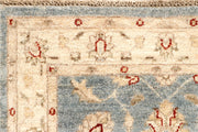 Light Slate Grey Oushak 2' 7 x 9' 9 - No. 67831 - ALRUG Rug Store