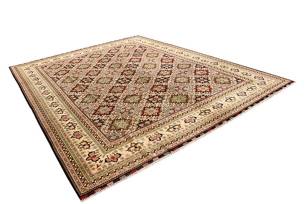Multi Colored Khal Mohammadi 9' 10 x 12' 5 - No. 67839 - ALRUG Rug Store