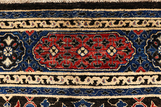 Multi Colored Mamluk 8' 11 x 12' - No. 67925 - ALRUG Rug Store