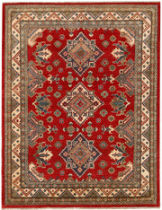 Dark Red Kazak 4' 11 x 6' 6 - No. 67959 - ALRUG Rug Store