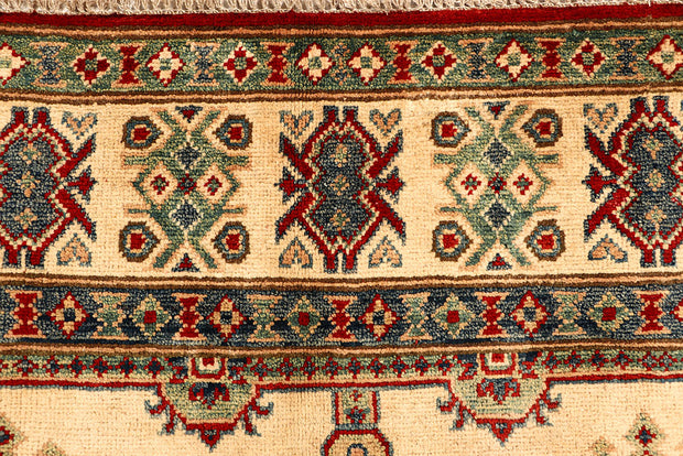 Multi Colored Kazak 5' 6 x 7' 9 - No. 67983 - ALRUG Rug Store