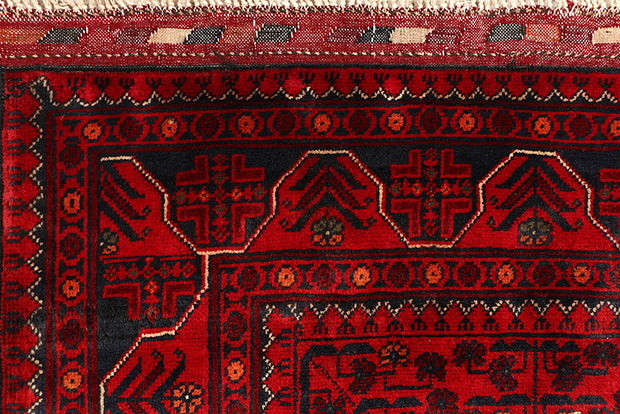 Red Khal Mohammadi 2' 11 x 9' 4 - No. 68108 - ALRUG Rug Store