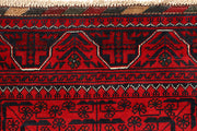 Red Khal Mohammadi 2' 8 x 6' 4 - No. 68116 - Alrug Rug Store