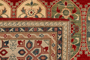 Multi Colored Kazak 9' 3 x 11' 6 - No. 68136 SQM:9.88