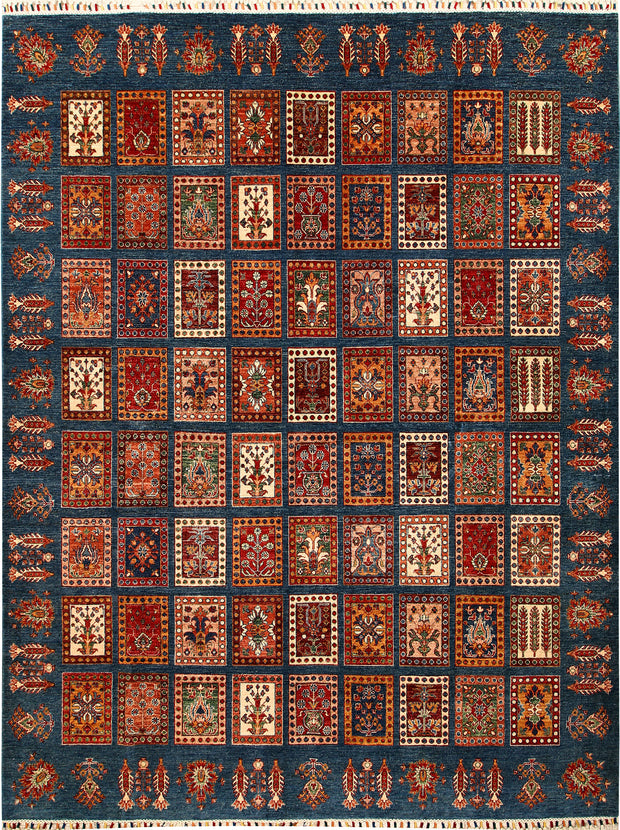 Multi Colored Bakhtiar 8' 2 x 9' 9 - No. 68194 - ALRUG Rug Store