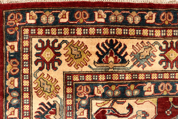 Dark Red Kazak 8' x 9' 11 - No. 68318 - ALRUG Rug Store