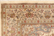 Blanched Almond Isfahan 5' 7 x 8' 3 - No. 68329 - ALRUG Rug Store