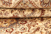 Blanched Almond Isfahan 5' 6 x 8' 3 - No. 68331 - ALRUG Rug Store